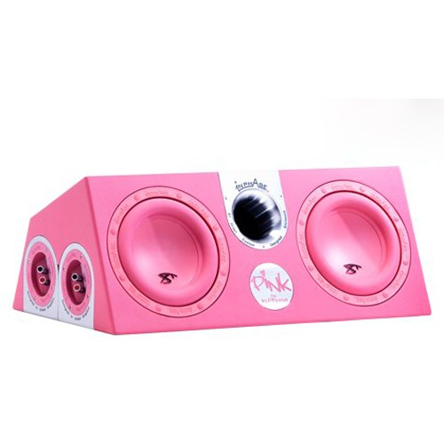 Subwoofer auto In phAase XTP 208, 1000 W RMS