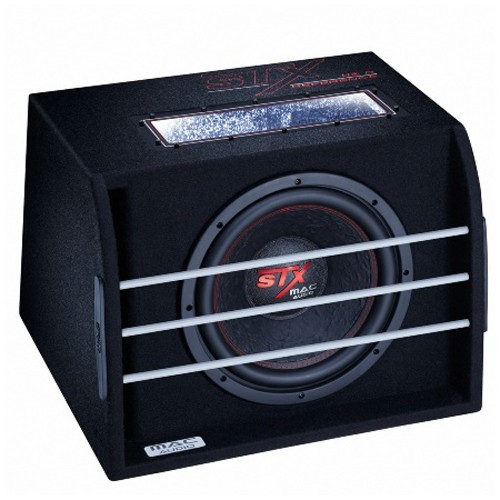 Subwoofer pasiv Mac Audio STX 112 R Reference, incinta din MDF, 1000W RMS