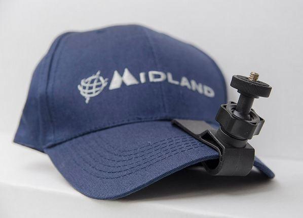 Suport montaj pe casca pentru camere XTC Midland