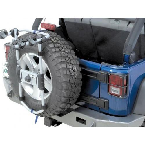Suport THULE pt. 2 Biciclete cu prindere pe Roata de Rezerva Jeep Wranglers