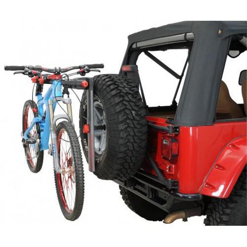 Suport YAKIMA pt. 2 Biciclete cu prindere pe Roata de Rezerva Jeep Wranglers - SpareTime