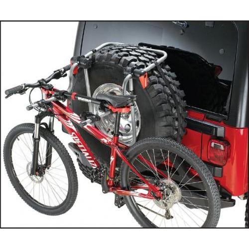 Suport YAKIMA pt. 2 Biciclete cu prindere pe Roata de Rezerva Jeep Wranglers - SpareJOE