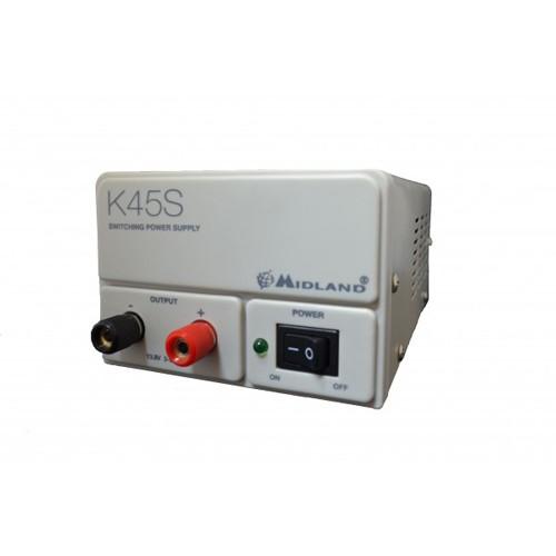 Sursa tensiune Midland K45S 220V-12V Cod C1024