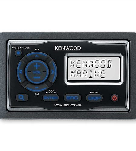Telecomanda cu fir Kenwood KCA-RC107MR pentru mediul marin