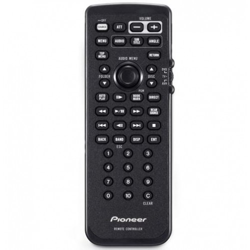 Telecomanda optionala Pioneer CD-R55 pentru playere Pioneer AVH