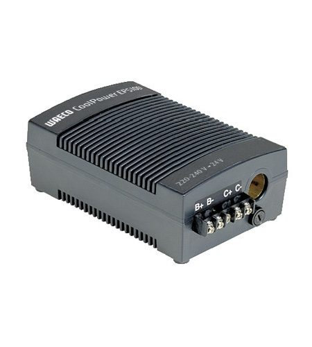 Transformator pentru frig Waeco EPS-100W. de la 220/ la 24 V