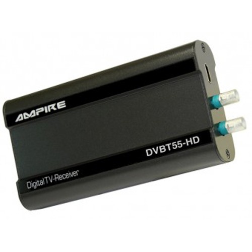 Tuner TV digital HD Ampire DVBT55-HD